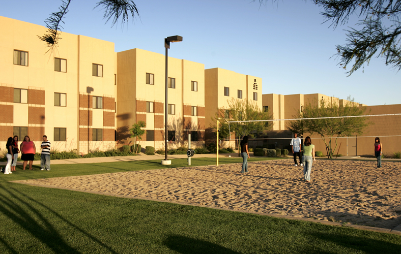 Las Casas Asu Housing