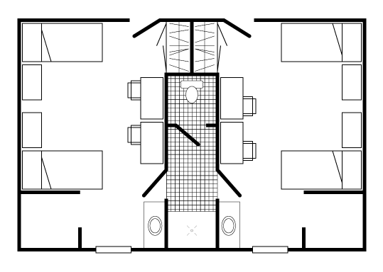 Office Warehouse Floor Plans in addition Senior Facilities Floor Plans likewise Urgent Care Floor Plans moreover 4 Over 4 Center Hall Floor Plan together with Jewish Center Floor Plan. on residential care facility floor plan