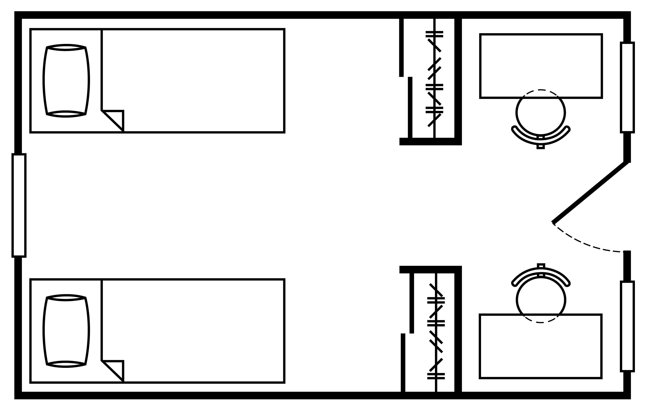 Floor Plan Hayden