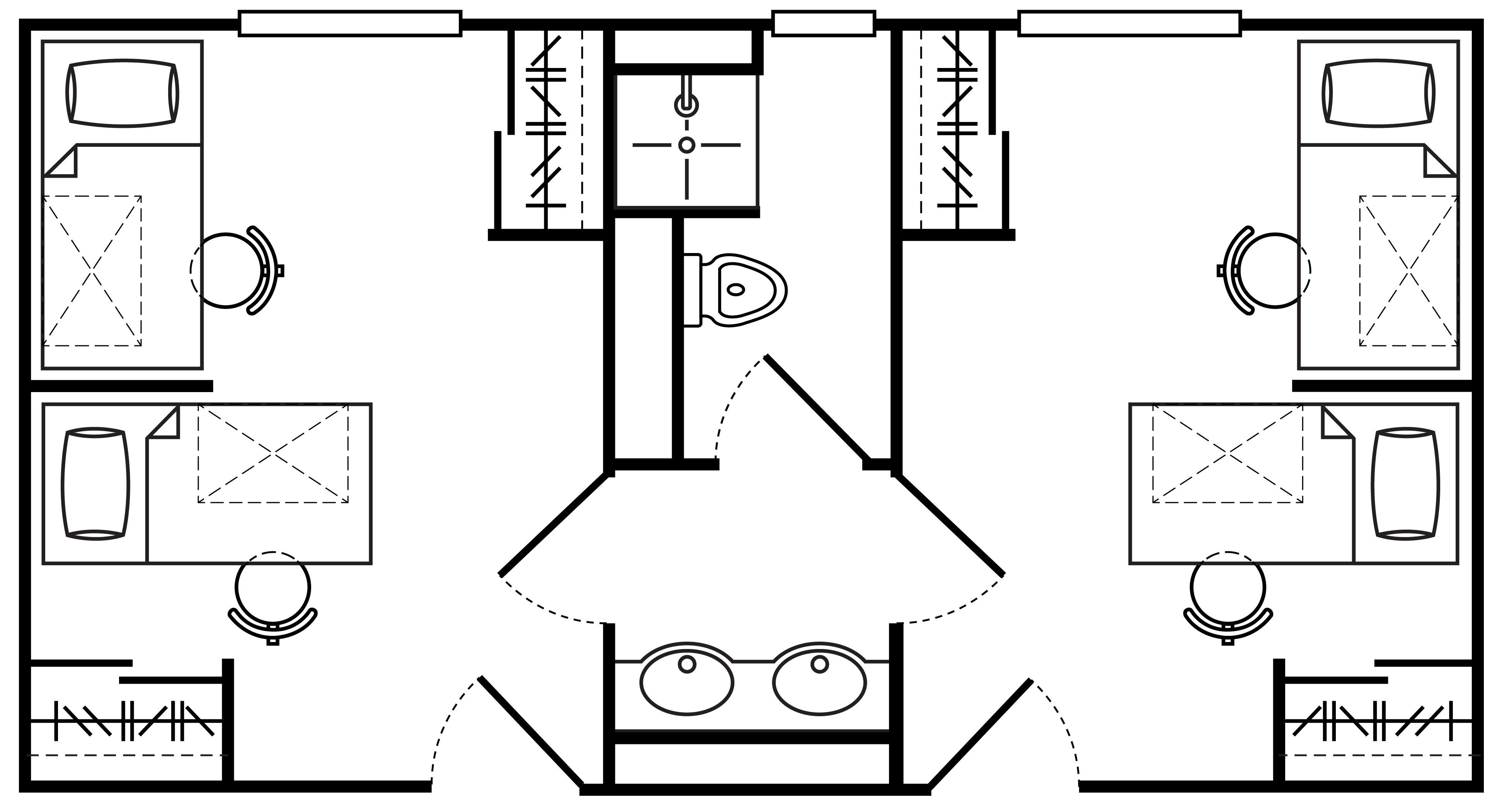 Floor Plan Manzanita