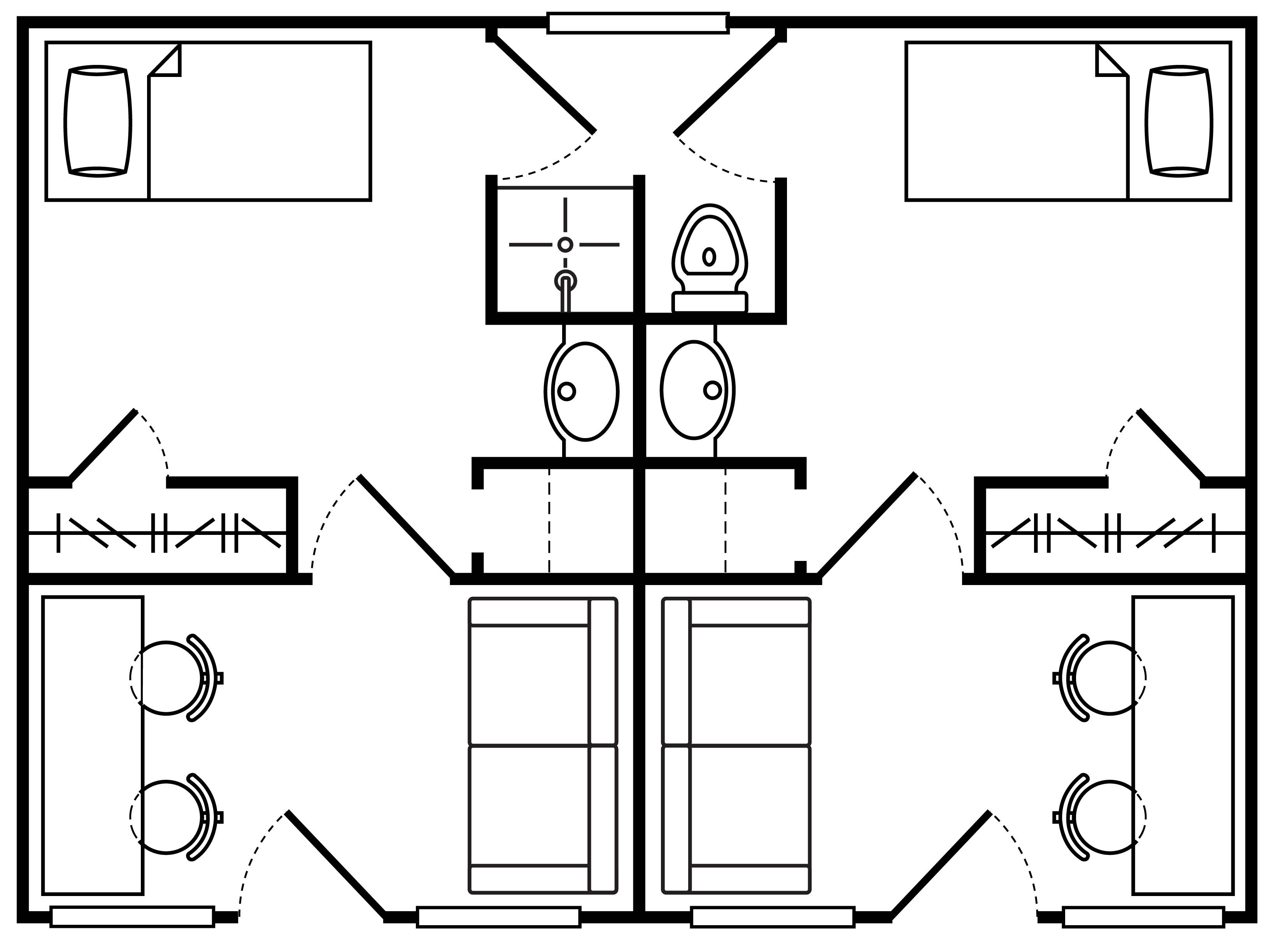 Floor Plan McClintock Version 1
