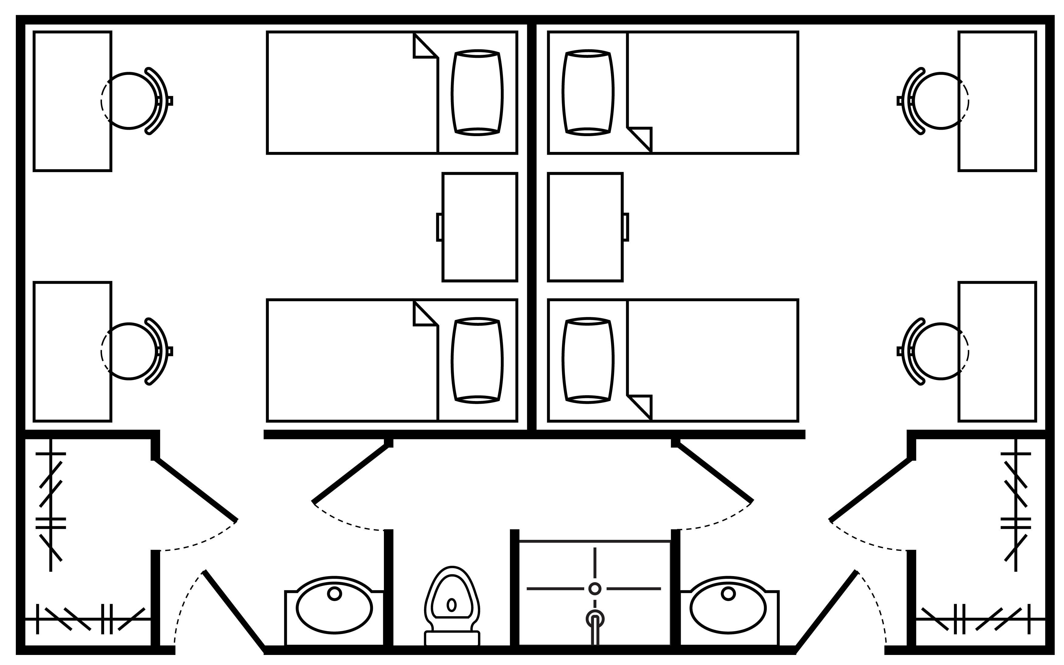 Floor Plan Palo Verdo West